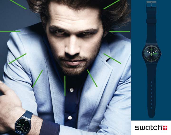 شخصیت برند در تبلیغات ساعت