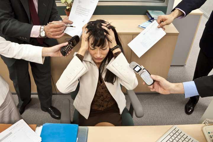 استرس شغلی چیست