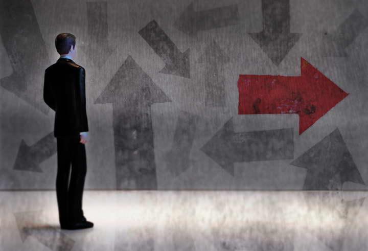 اگر در با تصمیم اشتباه احساس شکست میکنید خیلی حساس هستید