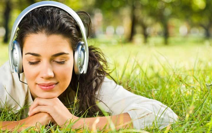 چگونه آرامش داشته باشیم- موسیقی آرامش بخش گوش دهید