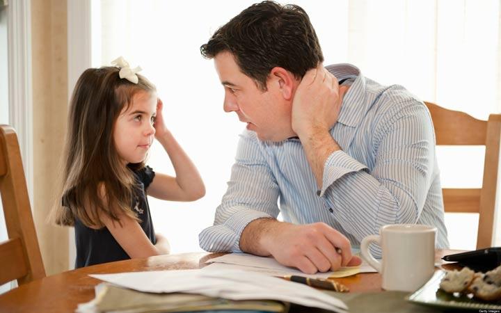 با کودک صحبت کنید ـ چگونه کودکی خلاق داشته باشیم