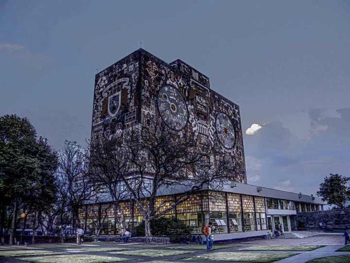 کارلوس اسلیم - دانشگاه خودگردان ملی مکزیک