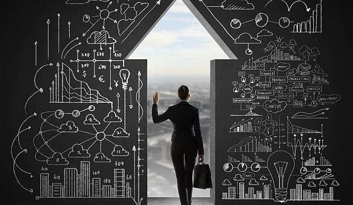 مدیران خلاق به دنبال بهرهبرداری از فرصتهای منطقی هستند.