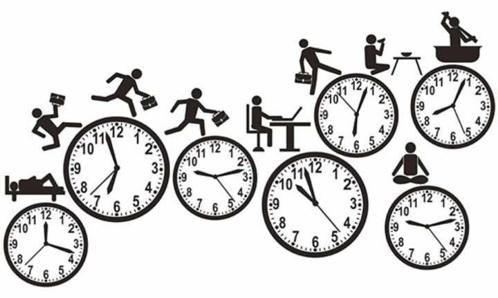 برنامه روزانه - مقابله با استرس