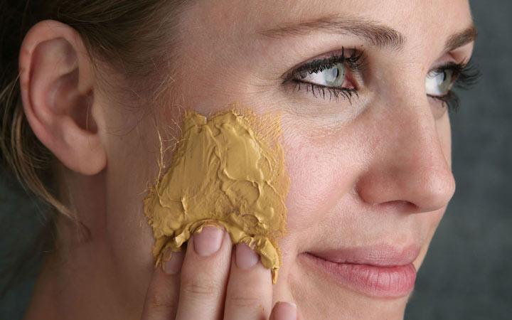 ماسک آرد نخود - روشن شدن پوست صورت