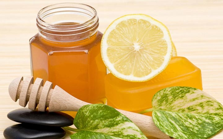 ماسک عسل و لیمو - روشن شدن پوست صورت