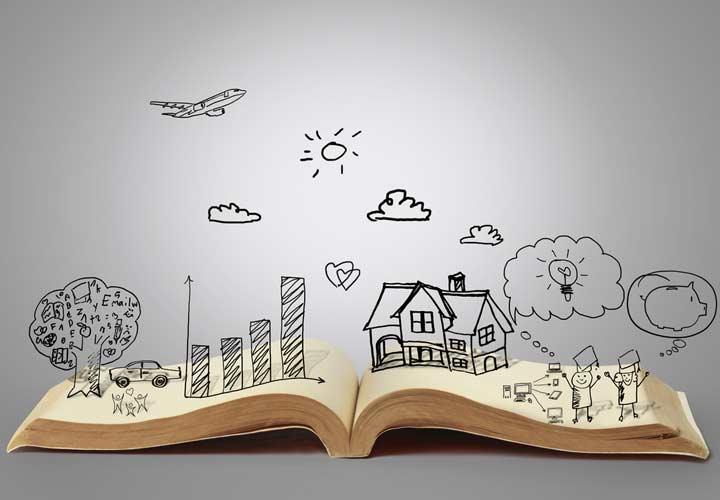 تقویت حافظه دانش آموزان - در روش داستانسرایی از اطلاعات موردنظر داستان یا شعری بسازید تا بهتر در خاطرتان باقی بماند.