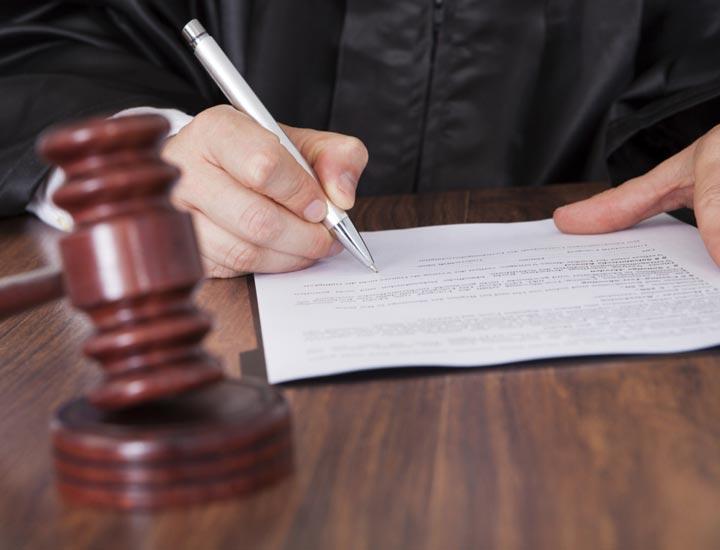 توقیف اموال از طریق دادگستری