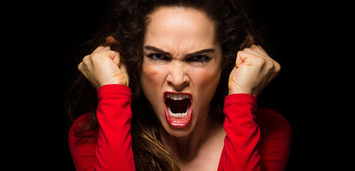 خشم چیست و چگونه میتوان آتش آن را خاموش کرد؟