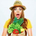 مضرات خام گیاهخواری