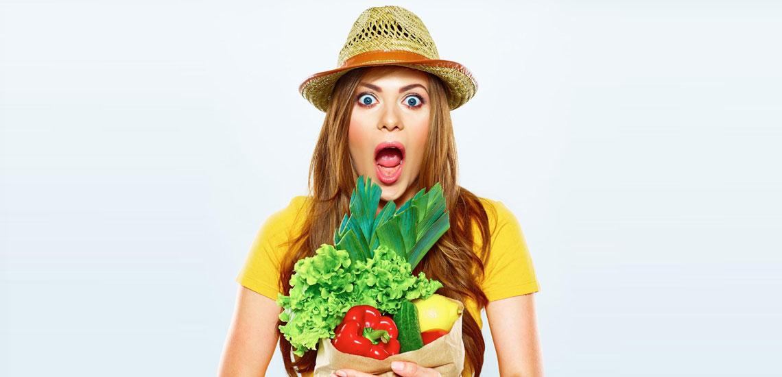 مضرات خام گیاهخواری برای سلامتی چیست؟