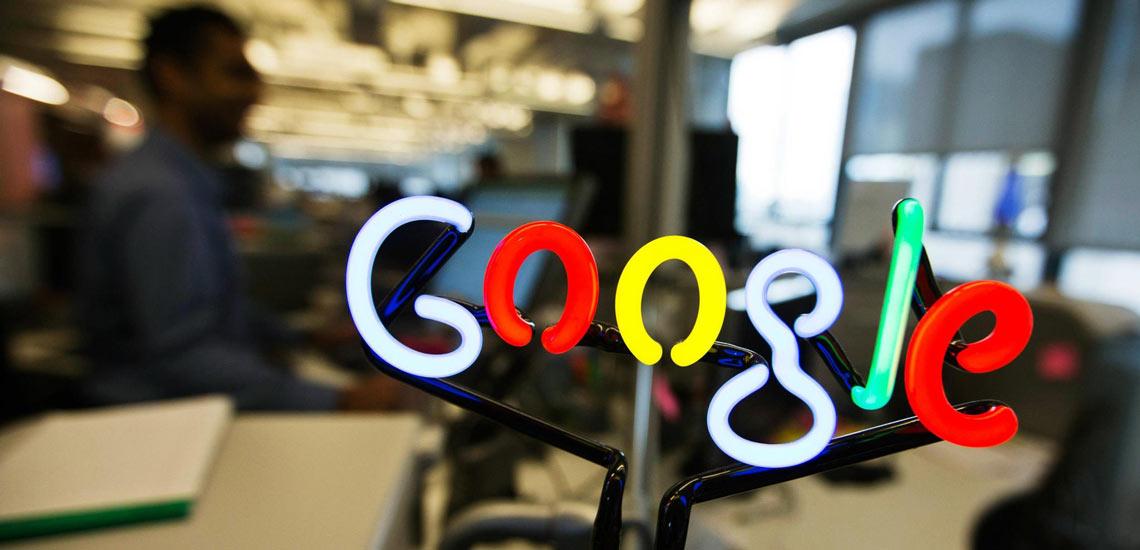 محل کار گوگل چگونه است؟