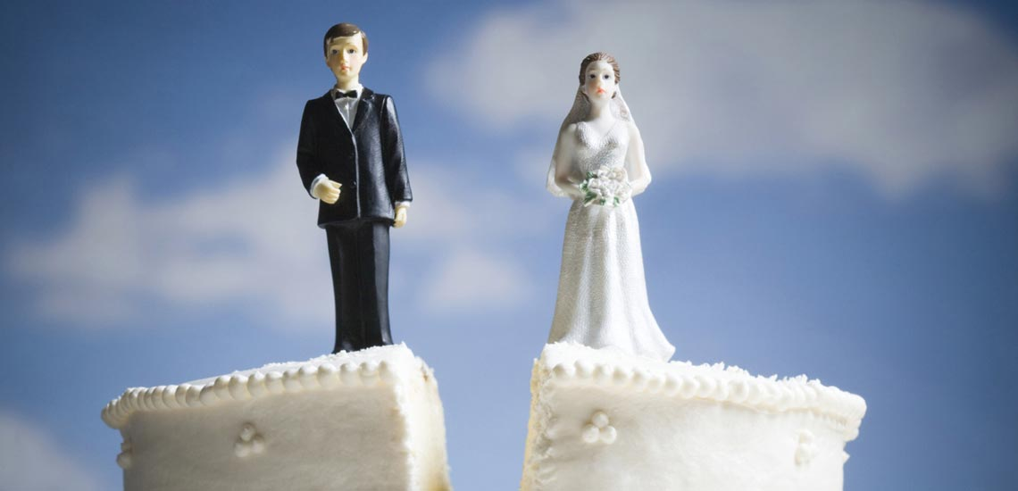 چطور میشه طلاق غیابی گرفت