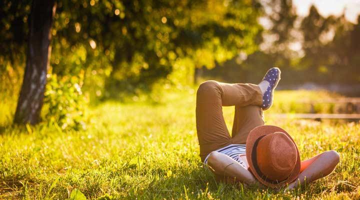 رضایت از زندگی - استراحت کردن