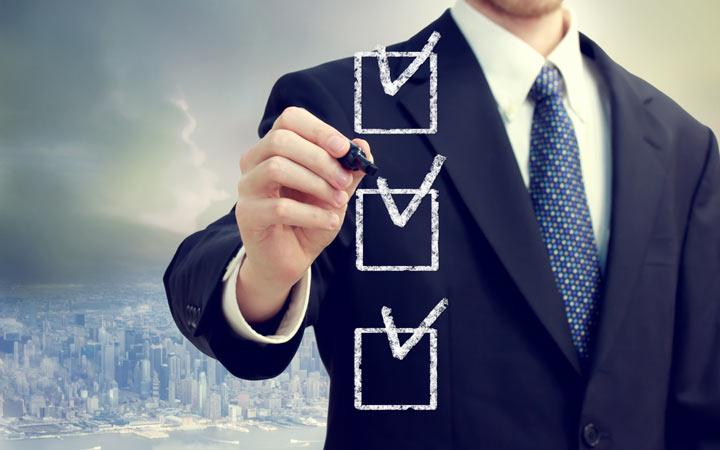 نحوه برخورد در محیط کار - تعیین اهداف کوتاه مدت