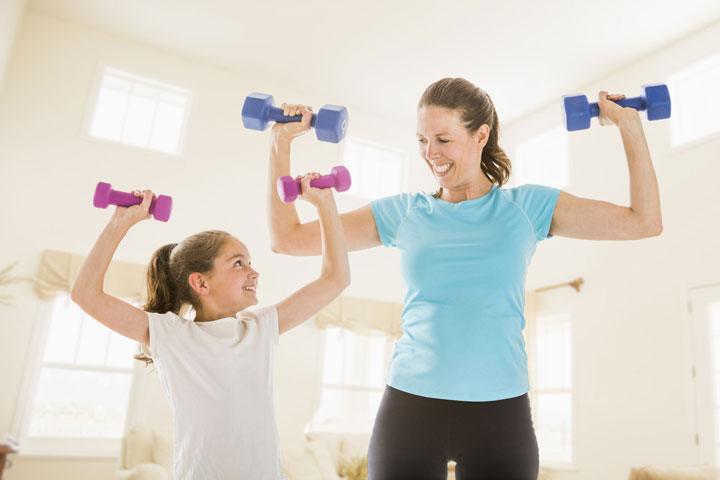 چاقی کودکان و عادات غذایی سالم