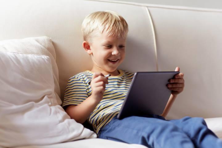 اعتیاد به اینترنت در کودکان