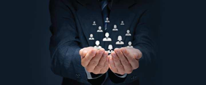 فروشنده موفق ، فرآیند جذب مخاطب هدفمند