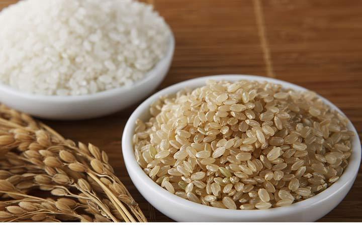 خواص برنج قهوه ای برای سلامت