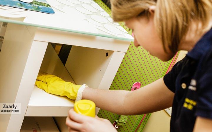 نحوه برخورد در محیط کار - محل کارتان را تمیز کنید