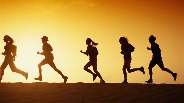 برای شروع دوباره زندگی ورزش کنید