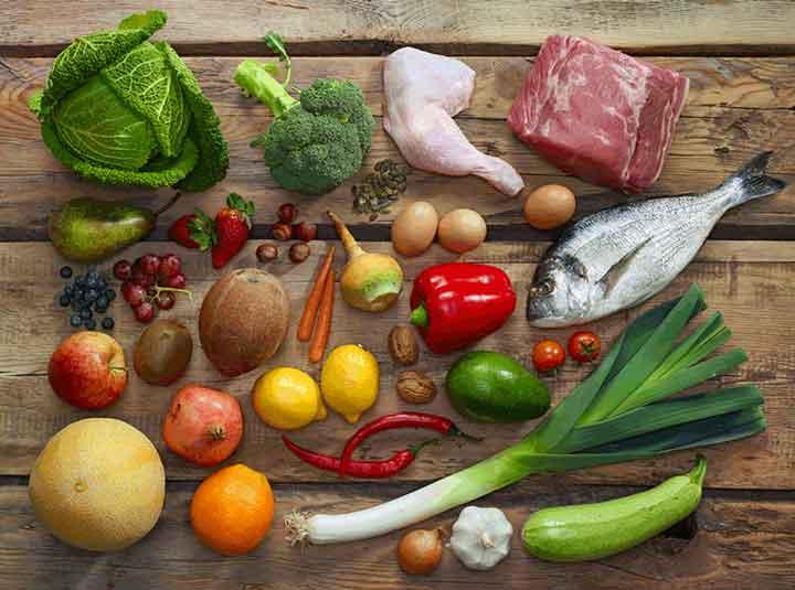 رژیم غذایی و طبیعت بشر و مضرات خام گیاهخواری