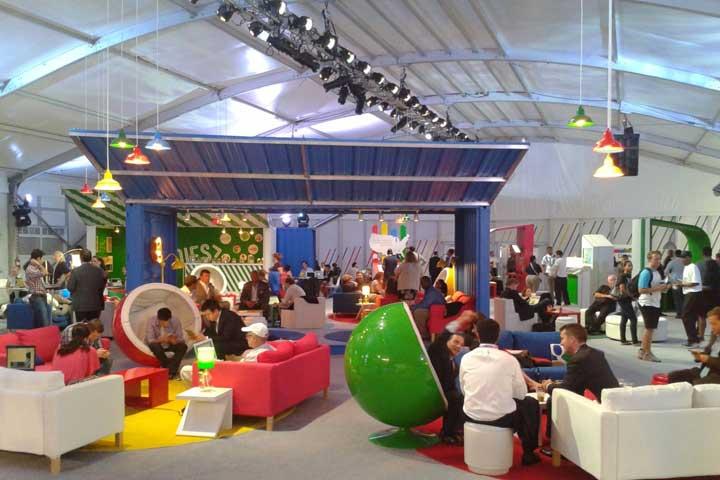 توجه به خلاقیت در محل کار گوگل
