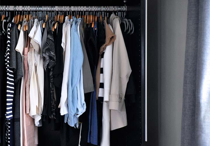 شیک پوشی - کمد لباس های تان را بررسی کنید