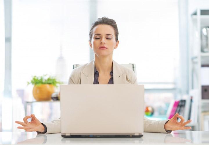 سخت کوشی - تمرکز ذهن در محل کار