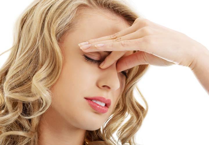 روش های درمان خانگی سینوزیت
