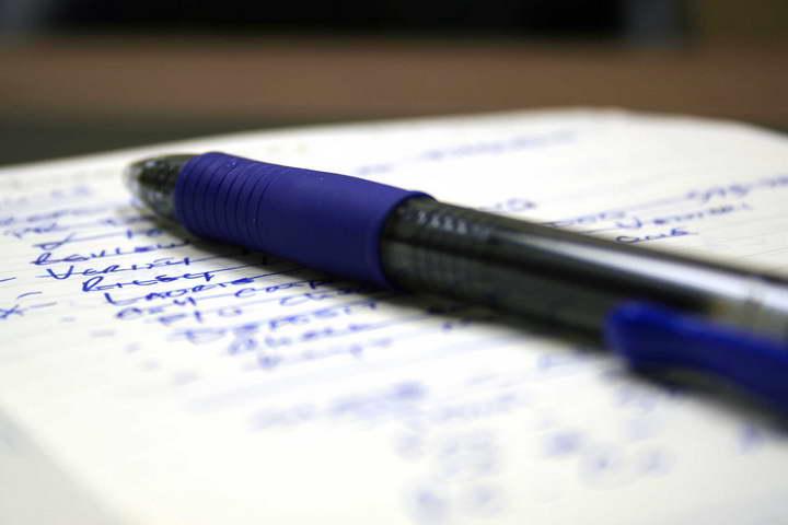 برای شروع دوباره زندگی لیستی از کارهای روزانه تهیه کنید
