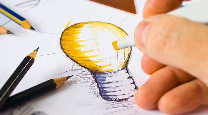 ذهن خلاق - طراحی ایده