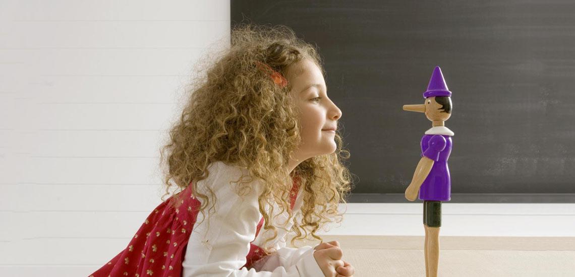 چگونه میتوان دروغگویی در کودکان را متوقف کرد؟