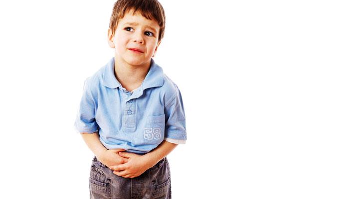 اضطراب کودکان - دل درد