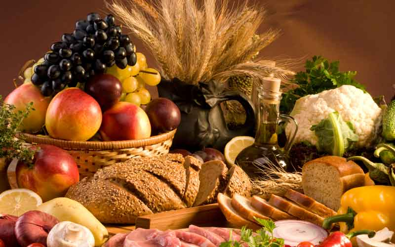 مواد غذایی حاوی فیبر بالا مصرف کنید