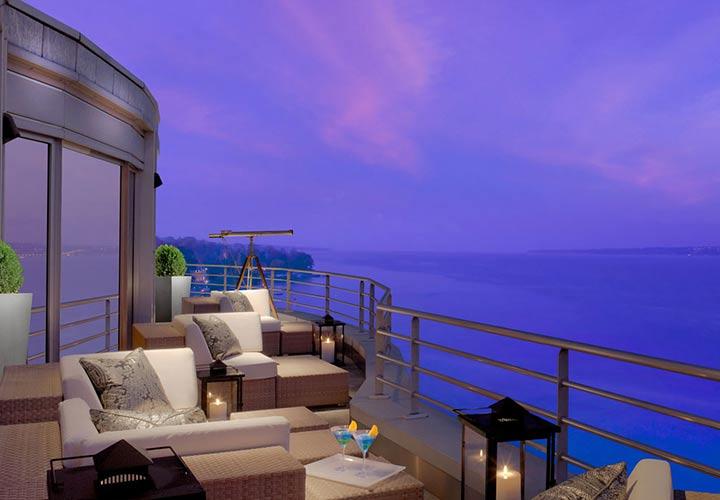 گرانترین اتاق هتل جهان