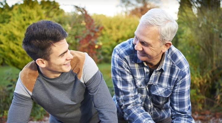 روانشناسی نوجوانان - رابطه تان را با نوجوان مستحکم کنید
