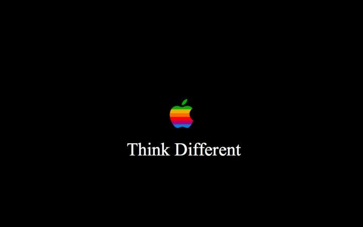 بهترین شعارهای تبلیغاتی - شعار تبلیغاتی اپل