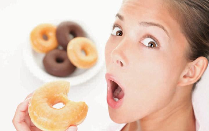 خوراکی های غیر مجاز در رژیم کم کربوهیدرات