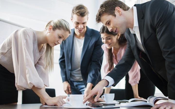 خود مدیریتی - کارمندان استثنایی