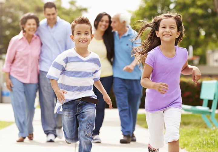 تعطیلات - خانواده و دوستان