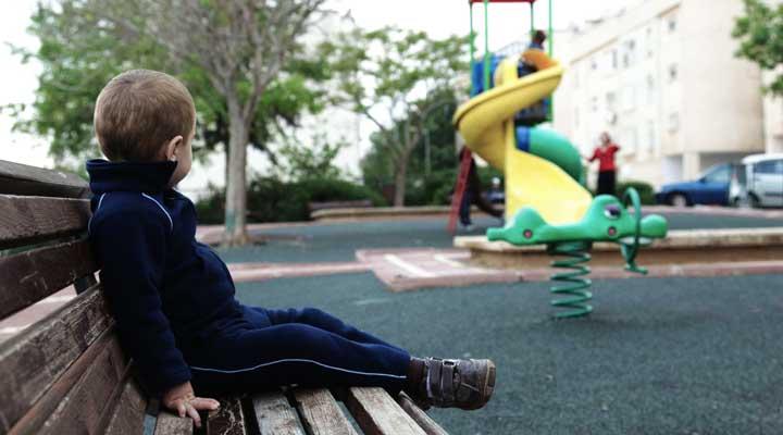 پرهیز از اجتناب از موقعیت ترسناک - اضطراب کودکان