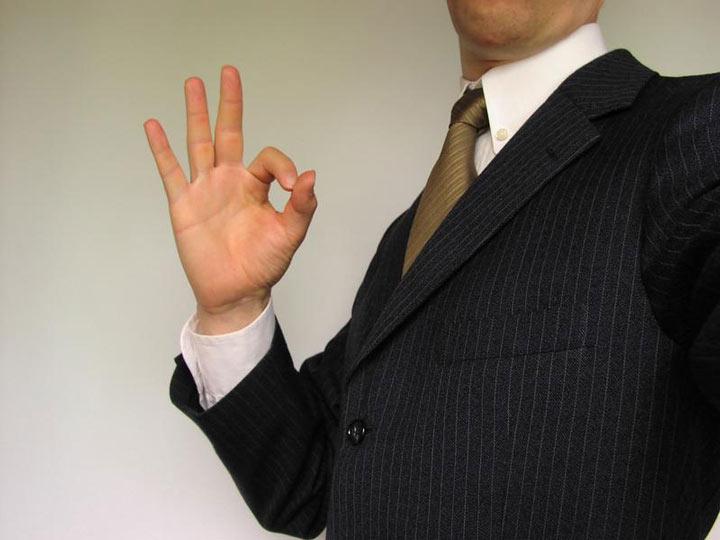حرکات دست بسیار مهم هستند و در انتقال پیام ما اثرگذارند