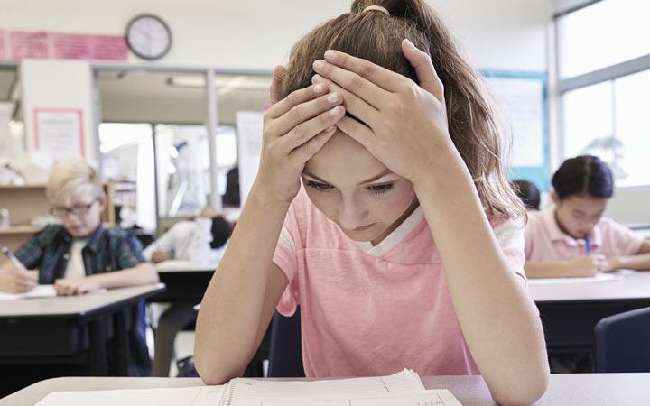 کاهش بی دقتی در آزمون های تستی و آزمون سراسری کنکور