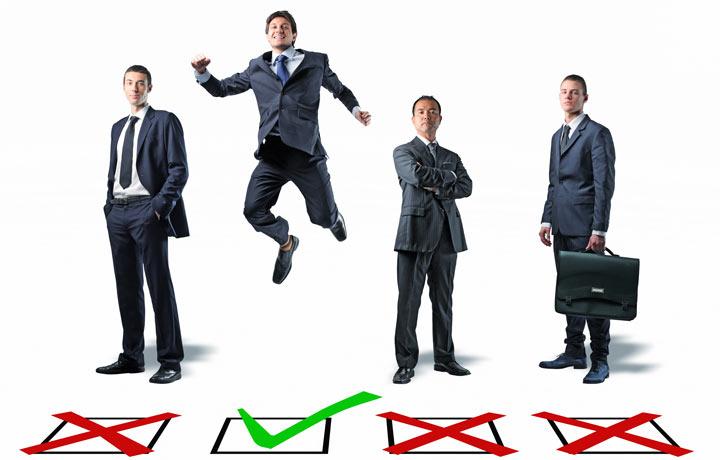 برای موفقیت در محیط کار نگرش مثبت داشته باشید.