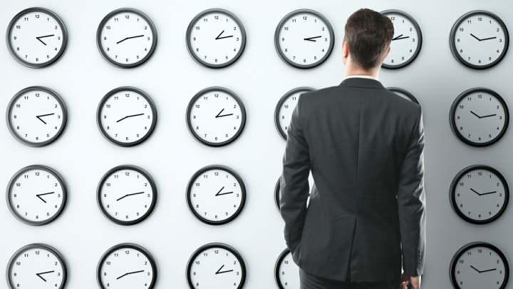 مسئولیت پذیری ، مدیریت زمان