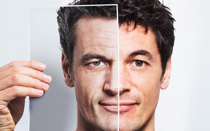کرم ضد آفتاب باعث می شود علائم پیری پوست دیرتر خودش را نشان بدهند - جلوگیری از چروک دور چشم