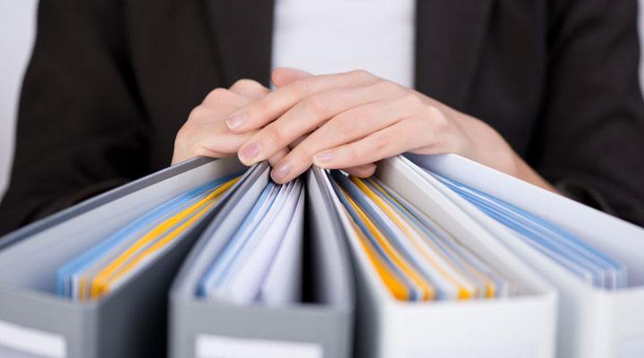درخواست افزایش حقوق - جمع آوری مستندات