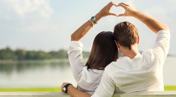 معیارهای انتخاب همسر - دیدگاه مثبت نسبت به زندگی