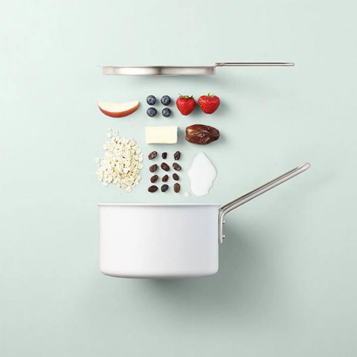 تبلیغات خلاقانه - آگهی تبلیغاتی در مورد برند لوازم خانگی و آشپزخانه